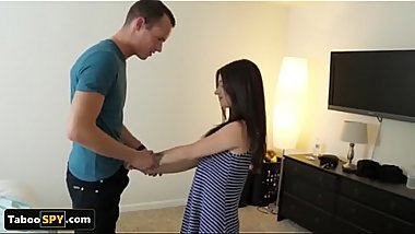 Brother fucks sister better than her boyfriend-FREE Family Videos at TabooSpy.com