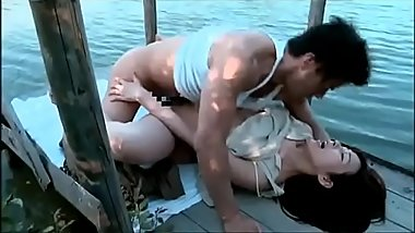 Japanese bare MILF seduced the anglers at the lake - Pt2 On HdMilfCam.com