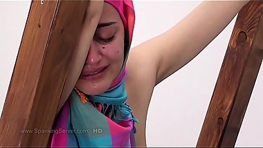 hijab girl spank and whip  download: http://link.tl/1NuHB