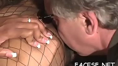 Sexy girl lives out her facesitting fetisj smothering a stud