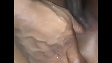 Starr&rsquo_s fat pink pussy