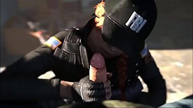 Rainbow Six Ash   3d cartoon 3d hentai anime game