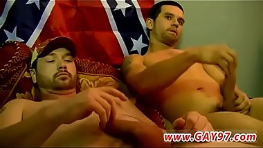 Gay very hairy small dick jack off videos Brian is on arm to help out