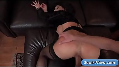 Busty milf bareback fucked - Nikki Capone &amp_ Dylan Snow