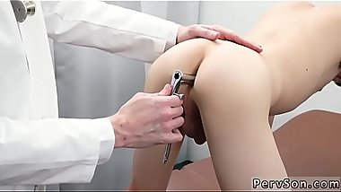 Gay fuck cum men and boys Doctor'_s Office Visit