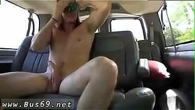 fun straight guy fondled gay Little Guy Gets Fucked By A Big Guy!