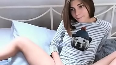 I like that cock. Bad russian teen. Webcam.mp4