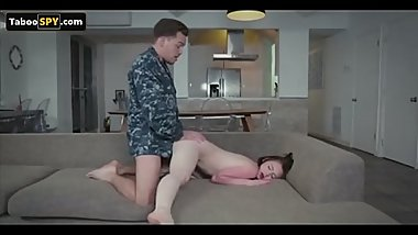 Tiny small pussy stretched out by huge cock-FREE Full Videos at TabooSpy.com