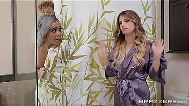 Fucking Like Frenemies: Part 2 Aaliyah Hadid &amp_ Michael Vegas Brazzers Exxtra at http://bit.ly/brazzersfull