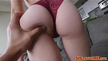 Exquisite Step-Sis Family Fantasy Roleplay With StepBro
