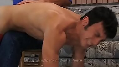 Spank1ng C3NTRAL Trouble for Gino by El Bob CrashTestBobby