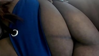 EBONY SSBBW SHAKING HER BELLY
