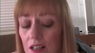 Nasty British aunty 2
