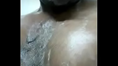 indian man horny when taking shower