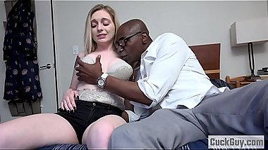 Husband caught on her Wife sucking a BBC - Casey Ballerini