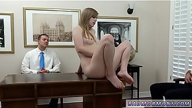 Blue eyes teen masturbation xxx I'_ve looked up to President Oaks my
