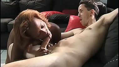Black chick Mystic scream out of pleasure while white dude penetrates her from the back