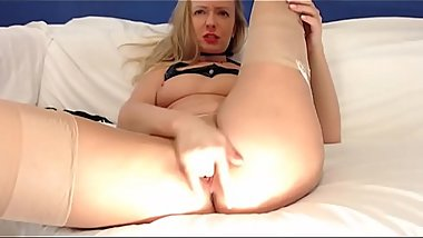 Girlfriend POV LaLaCams.com Cute Supermodel Fisting and Fingering Pussy