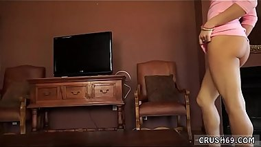 Mom and patron&#039_s daughter get butt fucked Seducing My Stepfather