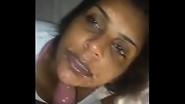 Indian Bhabhi Hot BlowJob (POV)