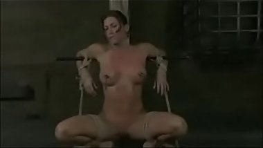 Muscle girl bdsm orgasms!!! -Punishland.com