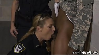 Milf dp outdoor Fake Soldier Gets Used as a Fuck Toy