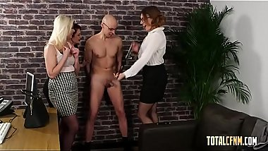 Anna Joy, Ava Austen, and Bonnie Rose