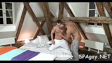 Homosexual hunk can'_t live without to get his anal tunnel drilled