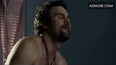 Mark Ruffalo Shirtless, Straight Scene