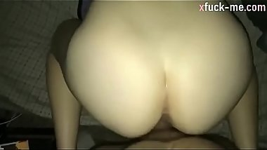 Teen Babe gets sperm blasted in pussy