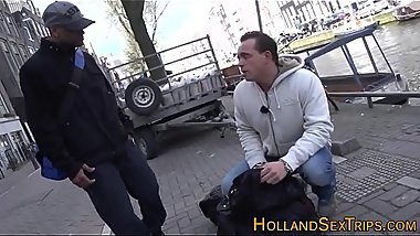 Real dutch prozzie fucked