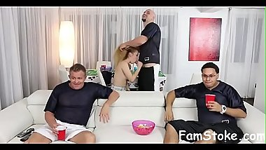 Teens Fucks Pervy Step Uncle During - FamStoke.com