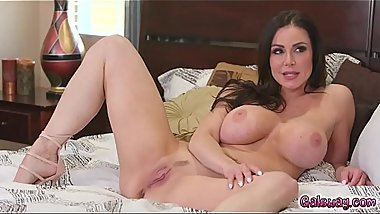 Lena craves for her stepmoms wet pussy