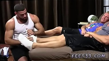Gay porn foot worship and london grandpa feet Ricky Hypnotized To