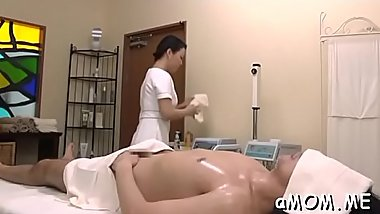Asian mother i would like to fuck endures cock in both holes for a long xxx play