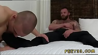 Mexican male gay porn bottoms Derek Parker'_s Socks and Feet Worshiped