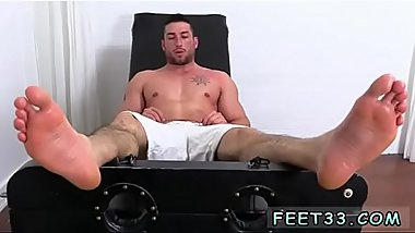 Hot scene guys on gay porn Casey More Jerked &_ Tickled
