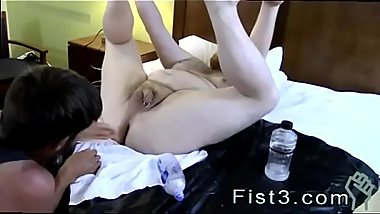 Teen fisted ass boy and fists male gay xxx Sky Works Brock'_s Hole